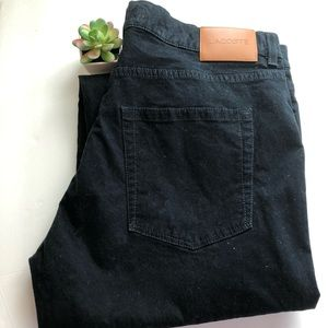 Lacoste NWOT|Men's Slim Fit Stretch Cotton Pants